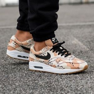 "Men's Nike Air Max 1 ""Desert Camo"""